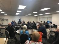 John Chirkun Speaking at an event in Roseville